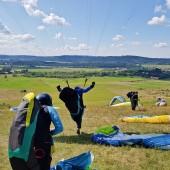 Paragliding Fly, Monte Miero., Mistrzostwa startów, Mieroszów.