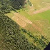 Mieroszów - Paraglidnig Fly, Startowisko