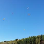 Ćwiczenia w Mieroszowie, Moja nauka latania