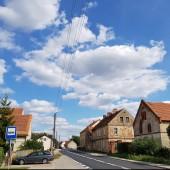 Paragliding Fly, Miero -Strzelin, Lądowanie pod Strzelinem