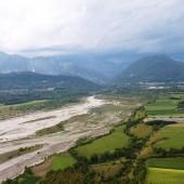 Widok od Sasso d'Oro