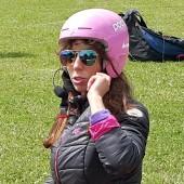 Cerna Hora Paragliding Fly, Latająca Ania