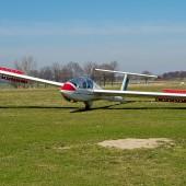 Lotnisko Świebodzice, Towarzystwo Lotnicze w Świebodzicach
