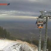 Świeradów Zdrój, Start z trasy wyciągu, raczej tylko poza sezonem narciarskim.