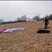 Jańskie Łaźnie Paragliding Fly