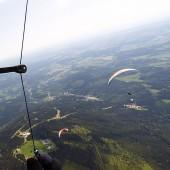 Czerna Hora - Paragliding Fly, Triple Seven Queen M