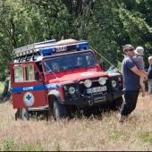 Paralotniowe wakacje w Mieroszowie, Wizyta GOPR'u