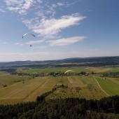 Mieroszów - Paraglidnig Fly, Przedpole