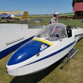 Towarzystwo Lotnicze Świebodzice kurs podstawowy 2018 dzień 7