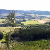 Paragliding Fly - Chełmsko Śląskie Róg, Start na Rogu