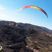 Srebrna Góra - Paragliding Fly, BGD Cure