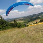 Klin-Wambierzyce Paragliding Fly, Start na Klinie w Andrzejówce, Daria