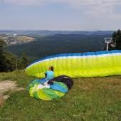 Starty z Dzika, Dzikowiec Paragliding Fly Boguszów - Gorce