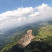 Klin-Wambierzyce Paragliding Fly, Kopalnia w Rybnicy Leśnej