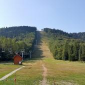 Dzikowiec Paragliding Fly, Wyciąg na start