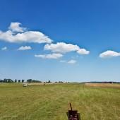 Towarzystwo Lotnicze Świebodzice kurs podstawowy 2018 dzień 8, Rodzący się szlak Cu