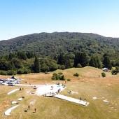 Meduno Paragliding Fly, Startowisko