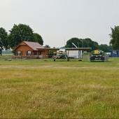 Towarzystwo Lotnicze Świebodzice kurs podstawowy 2018 dzień 9