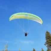 Cerna Hora Paragliding, Z pod startowiska