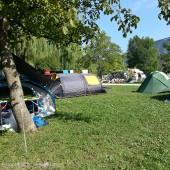 Lijak - przyjazd i pierwszy lotny dzień, Camping - wygodnie usytuowany, ale ogólnie drogo i mogą się pojawić nieoczekiwanie drogie dopłaty.