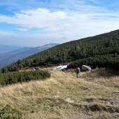 Mała Kopa Paragliding FLy, Pierwszy zlot z Małej Kopy