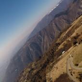Bassano Crash - Paragliding FLy