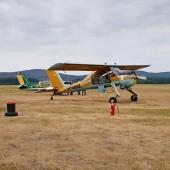 Towarzystwo Lotnicze w Świebodzicach 2018, Gminny Piknik Lotniczy - samolot Wilga