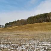Gołogłowy koło Kłodzka, Ładna pogoda i wiatr nawet może w sile dobry ale kierunek ... wzdłuż stoku niestety.