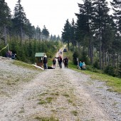 Cerna Hora - Jarkowice Paragliding Fly, Startowisko
