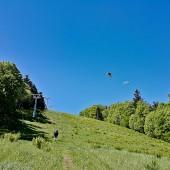 Dzikowiec - Boguszów Gorce - Paragliding FLy, Ciągle jeszcze daleko ...