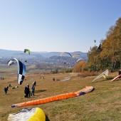 Szkoła sportów lotniczych FlyAdventure, Szybowisko - Mieroszów