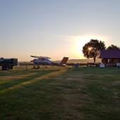 Towarzystwo Lotnicze Świebodzice kurs podstawowy 2018 dzień 8, EPWC godzina 5 minut 28