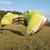 Monte Muero Paragliding Fly
