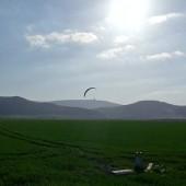 Rudnik Paragliding Fly, Lądowisko - oficjalne