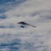Mieroszów latanie, Glajtem w Mieroszowie
