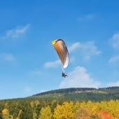 Cerna Hora Paragliding, A tandemy, latają, latają, latają ...