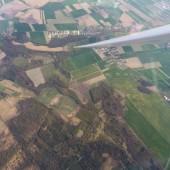 Aeroklub Opole - Puchacz - instruktor Zbigniew Kunas, Przelot Instruktorski do licencji SPL