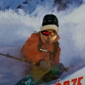 Jak nie latanie na śmiganie na nartach.