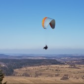 Andrzejówka Paragliding Fly