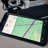 Samsung Galaxy NOTE 4 + power bank + obudowa, Elektronika do latania.