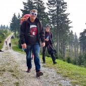 Cerna Hora - Jarkowice Paragliding Fly, Przybyli - Iwan i Delfin :)