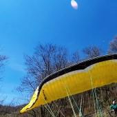 Grzmiąca Paragliding Fly