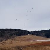 Mieroszów Paragliding Fly, Pierwsze anteny w 2018