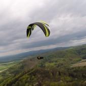 Srebrna Góra, Paragliding Fly
