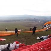 Paraglidning Fly