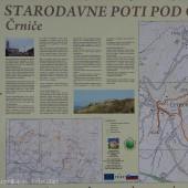 Plan okolicy Słowania.