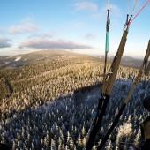 Rudnik-Kowary Paragliding Fly, Para - Sylwester 2018 na Rudniku