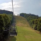 Jedziemy na górę, na start., Dzikowiec Paragliding Fly Boguszów - Gorce