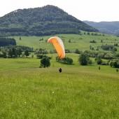 Lądowanie pod Bukowcem