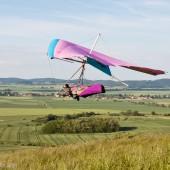 Lotnie na Łysajce, Czescy lotniarze na Łysajce w Bielawie